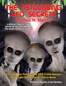 Moseley UFO Secrets